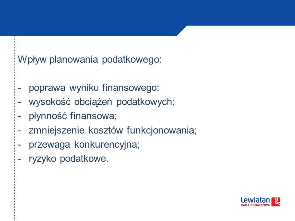 """Analiza przypadków (4) – kontrole i postępowania -czy kontrolę podatkową można """"zaplanować ."""