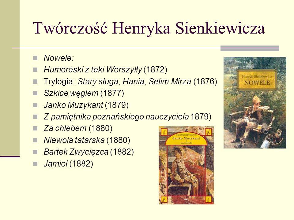 Wojna i śmierć pisarza W 1914 wybuchła I wojna światowa. Henryk Sienkiewicz nie pozostał w kraju, wyjechał do Szwajcarii. Tam brał udział w pracach Ko
