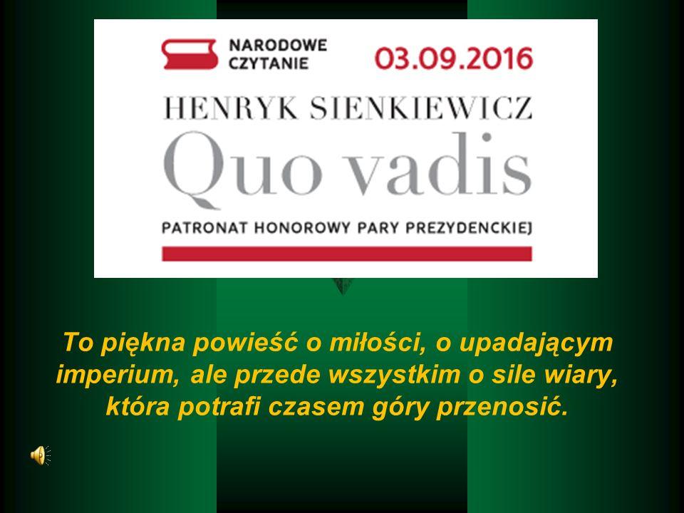 1846-1916 Litwos- pseudonim literacki Henryk Sienkiewicz