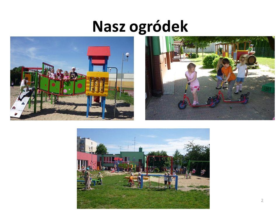 Nasz ogródek 2