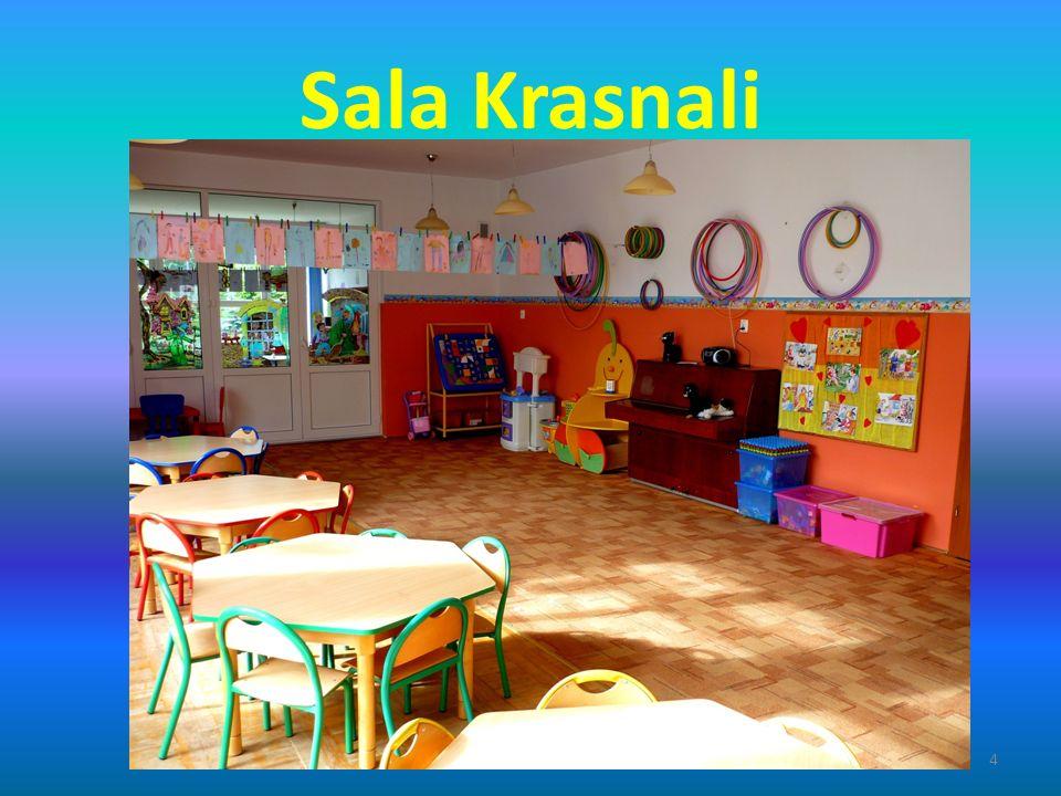 Sala Krasnali 4