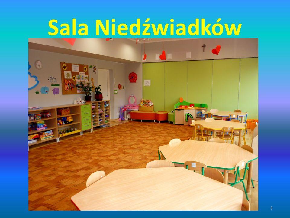 Sala Niedźwiadków 8