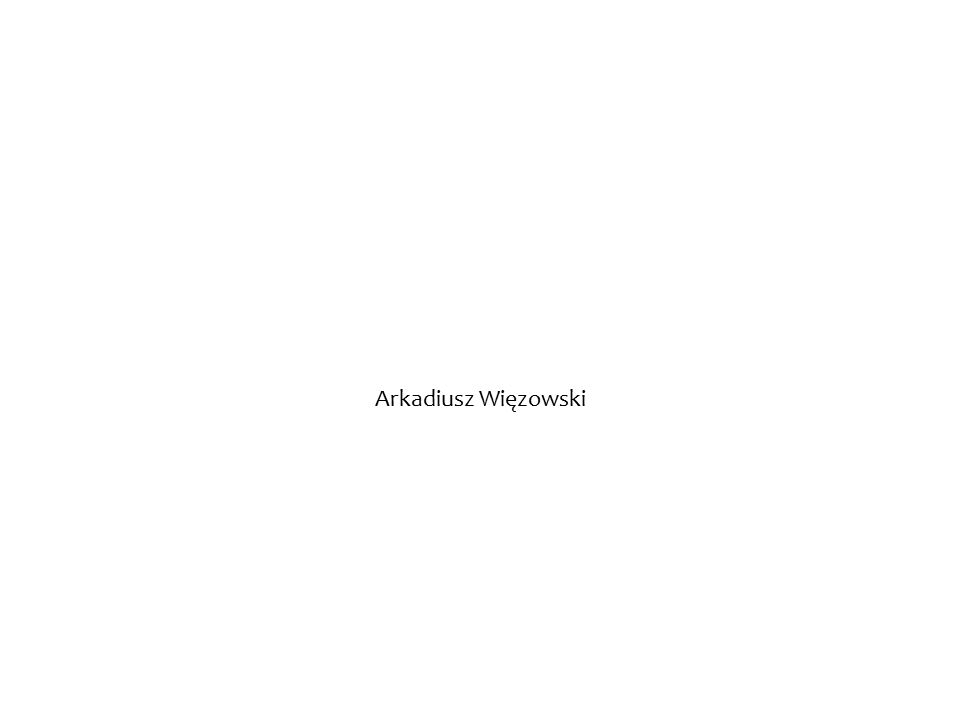 Häuser, Gebäude und Wohnungen – Wortschatz Domy, budynki i mieszkania - słownictwo Arkadiusz Więzowski