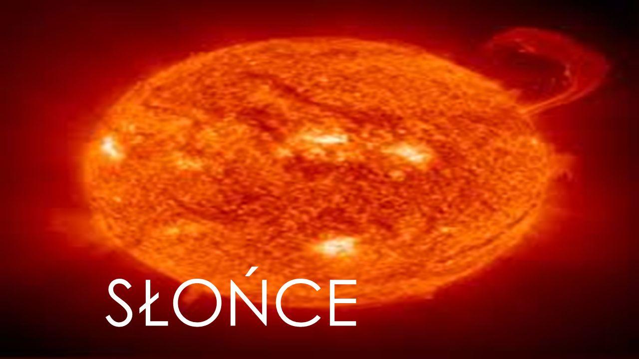 Słońce to gwiazda centralna Układu Słonecznego wokół, której krąży Ziemia i inne planety tego układu, planety karłowate oraz małe ciała Układu Słonecznego.