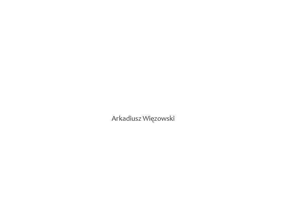 Süsswasserfische - Teil 1 ryby słodkowodne – część 1 Arkadiusz Więzowski
