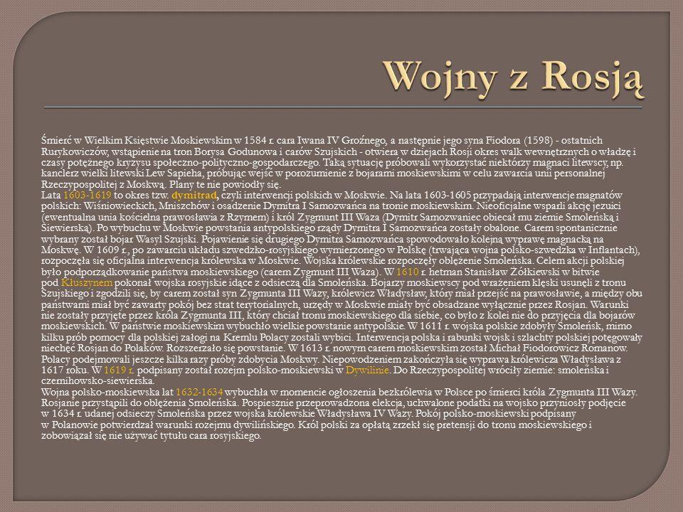 Śmierć w Wielkim Księstwie Moskiewskim w 1584 r.