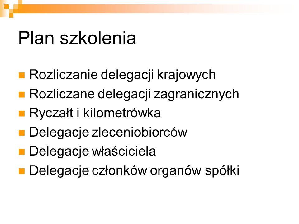 Delegacje właściciela Wyroku Wojewódzkiego Sądu Administracyjnego w Poznaniu z dnia 28 października 2009 r., sygn.