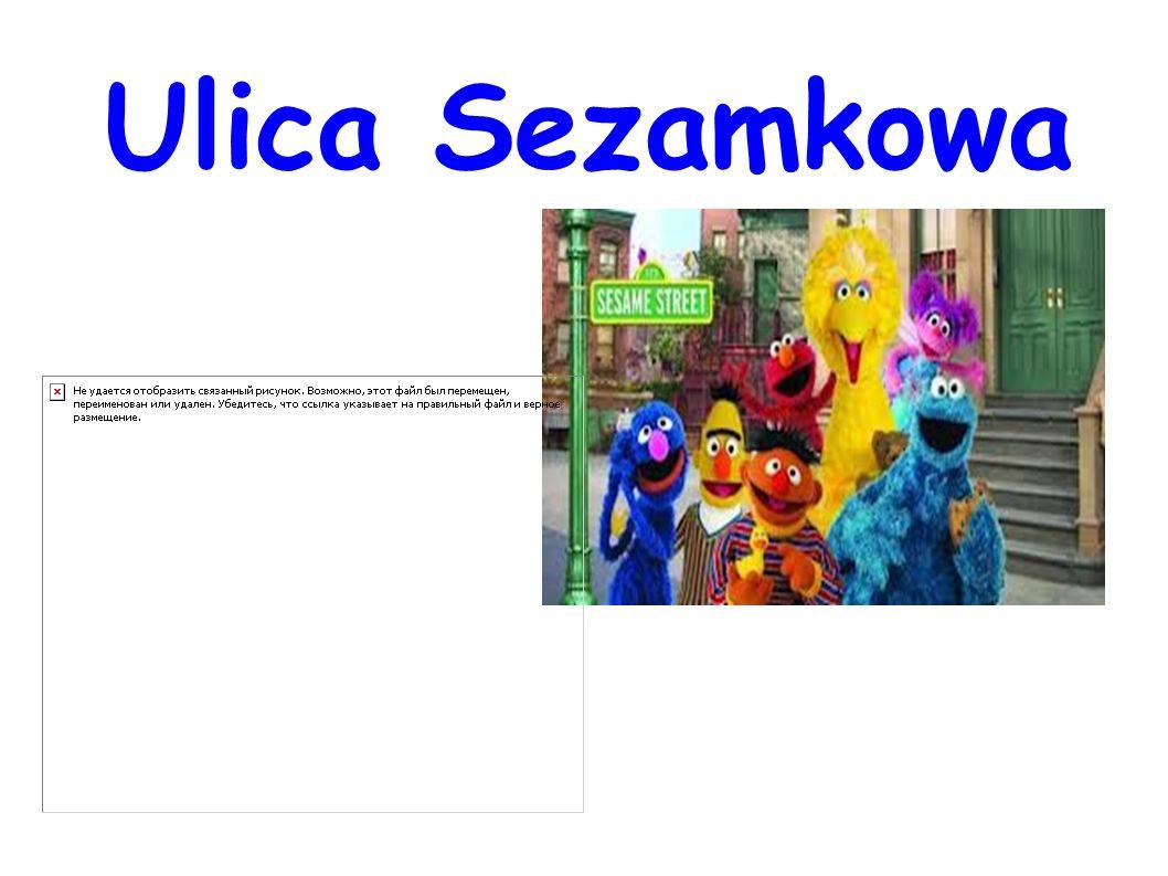 Ulica Sezamkowa (ang.