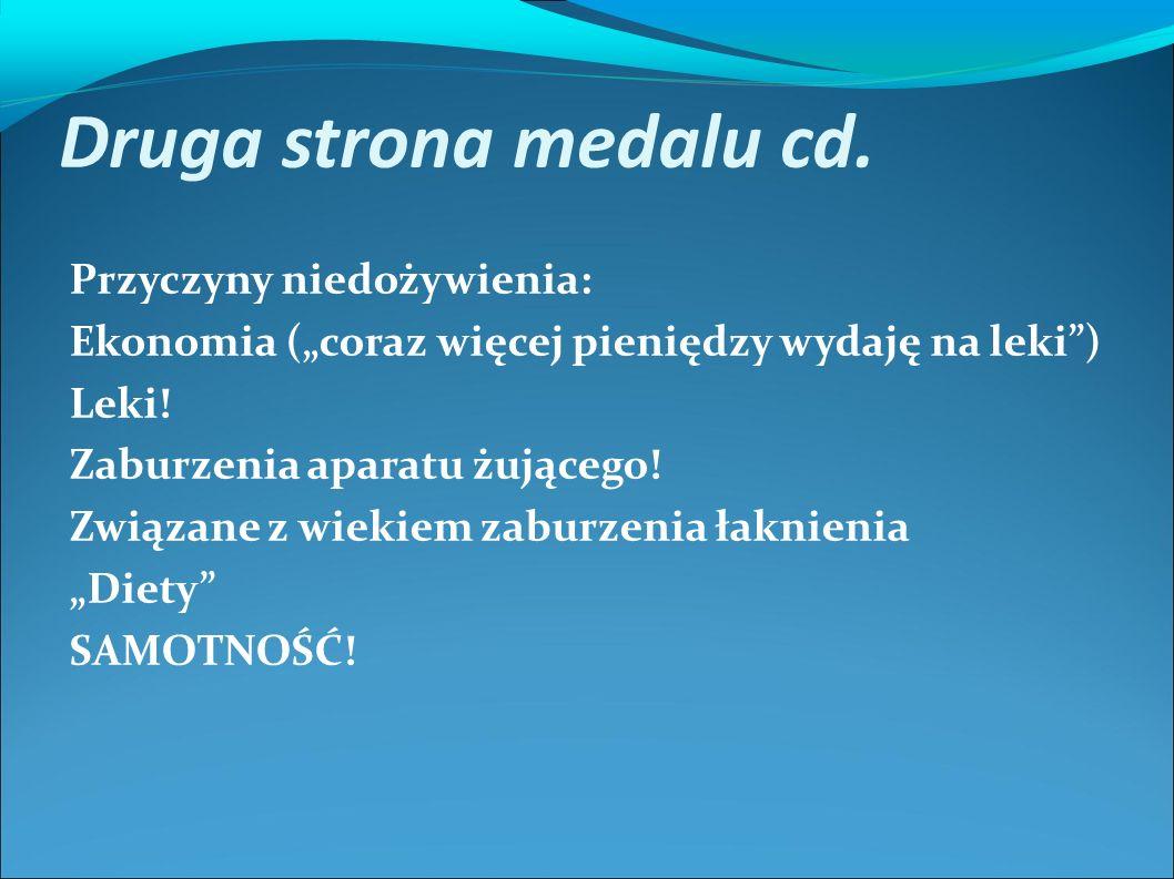 Druga strona medalu cd.