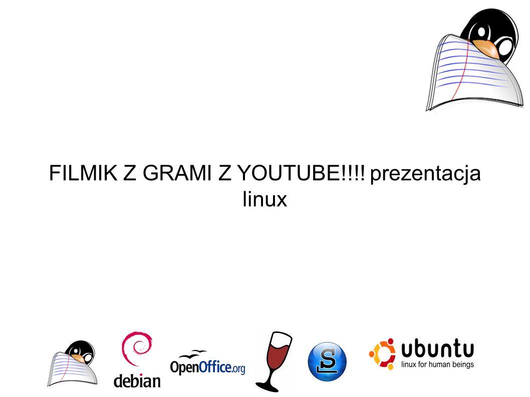 A gdyby był to Linux.po pierwsze Wasze programy były by legalne.