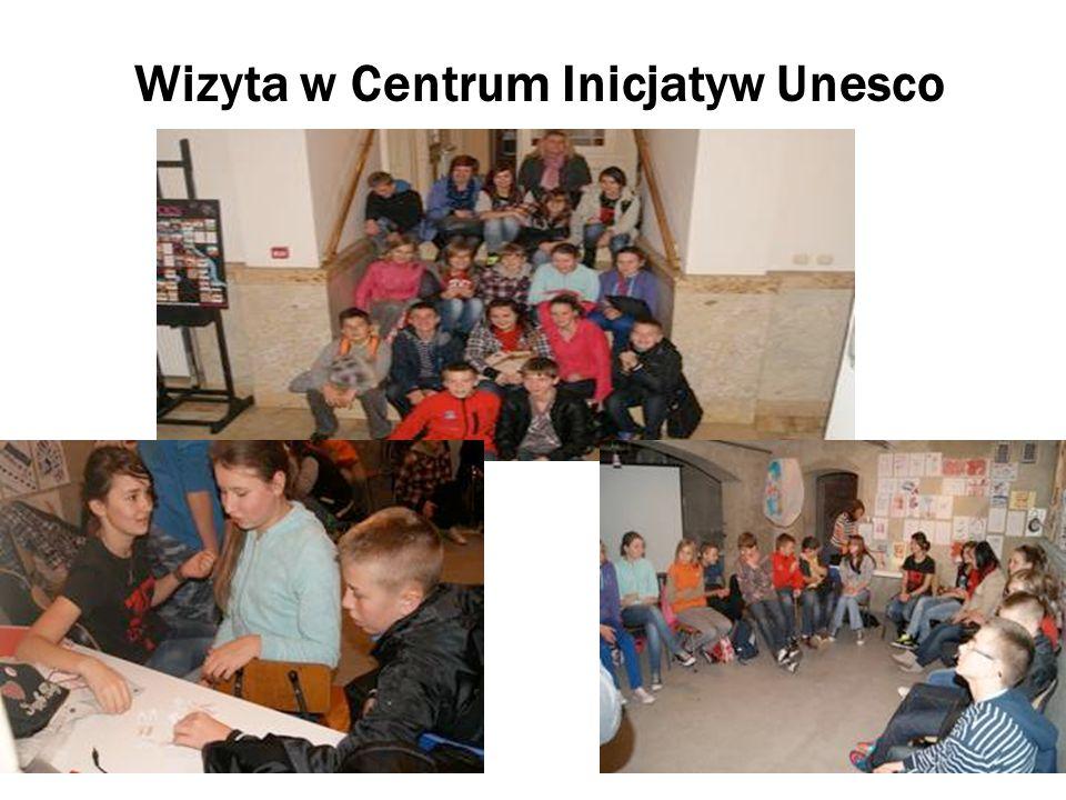 18.09.2016 Wizyta w Centrum Inicjatyw Unesco