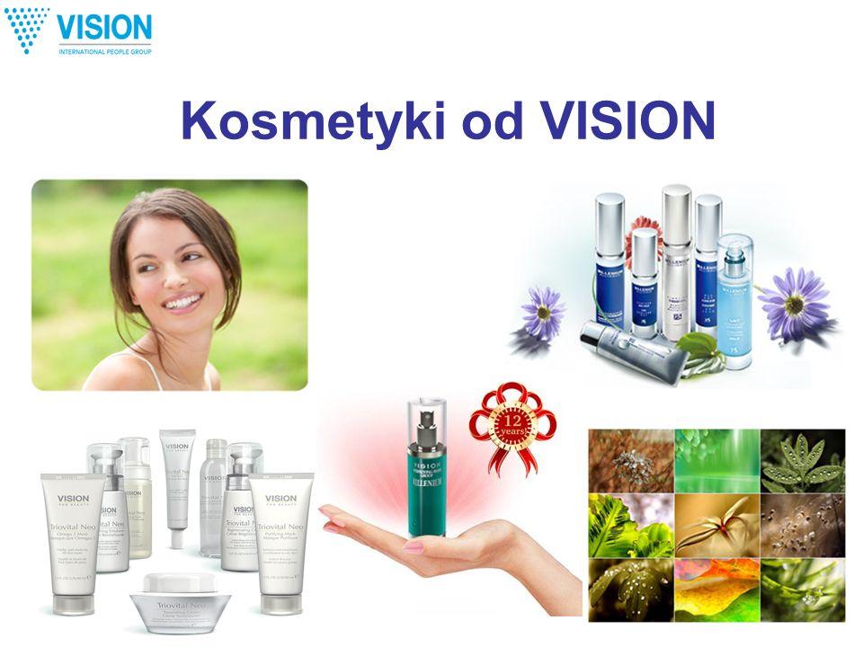 Kosmetyki od VISION