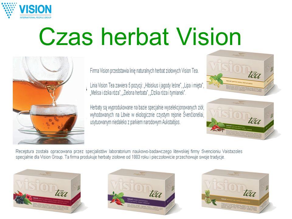 Czas herbat Vision