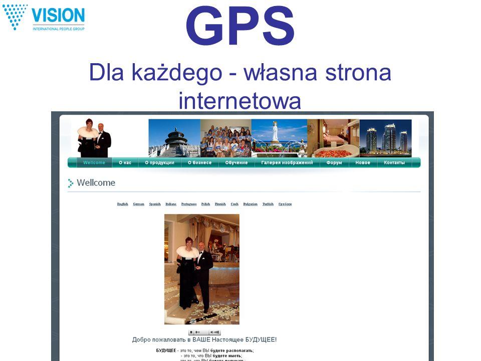 Izglītība Automobilis GPS Dla każdego - własna strona internetowa