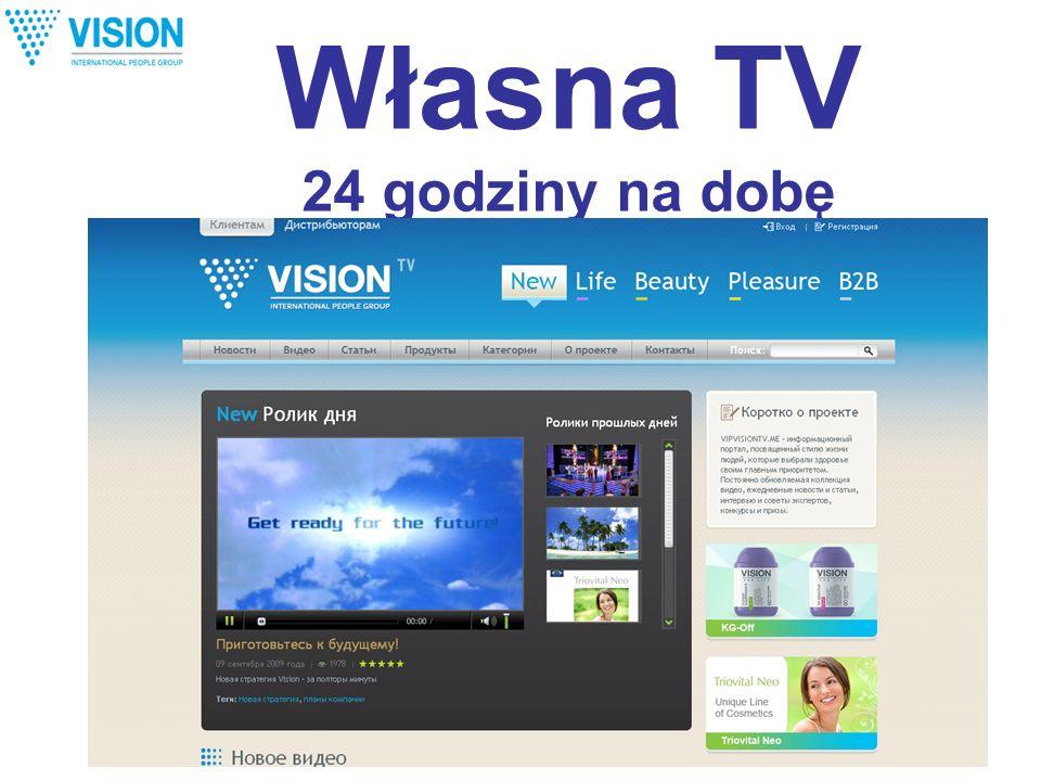 Własna TV 24 godziny na dobę