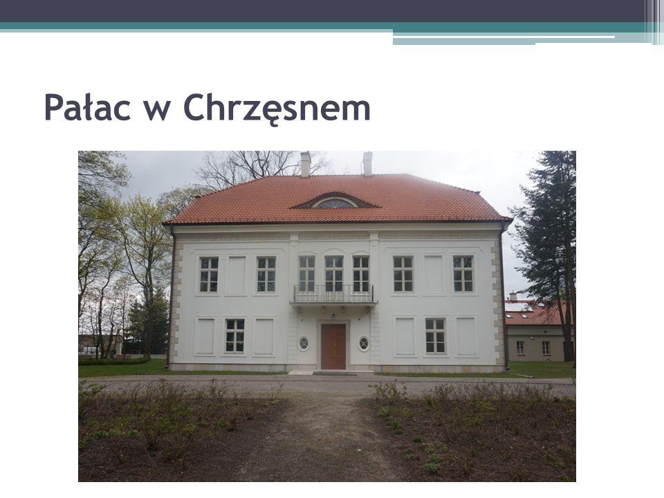 Pałac w Chrzęsnem