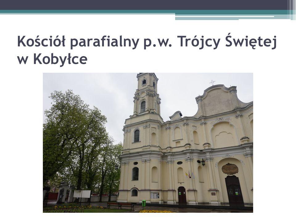 Kościół parafialny p.w. Trójcy Świętej w Kobyłce