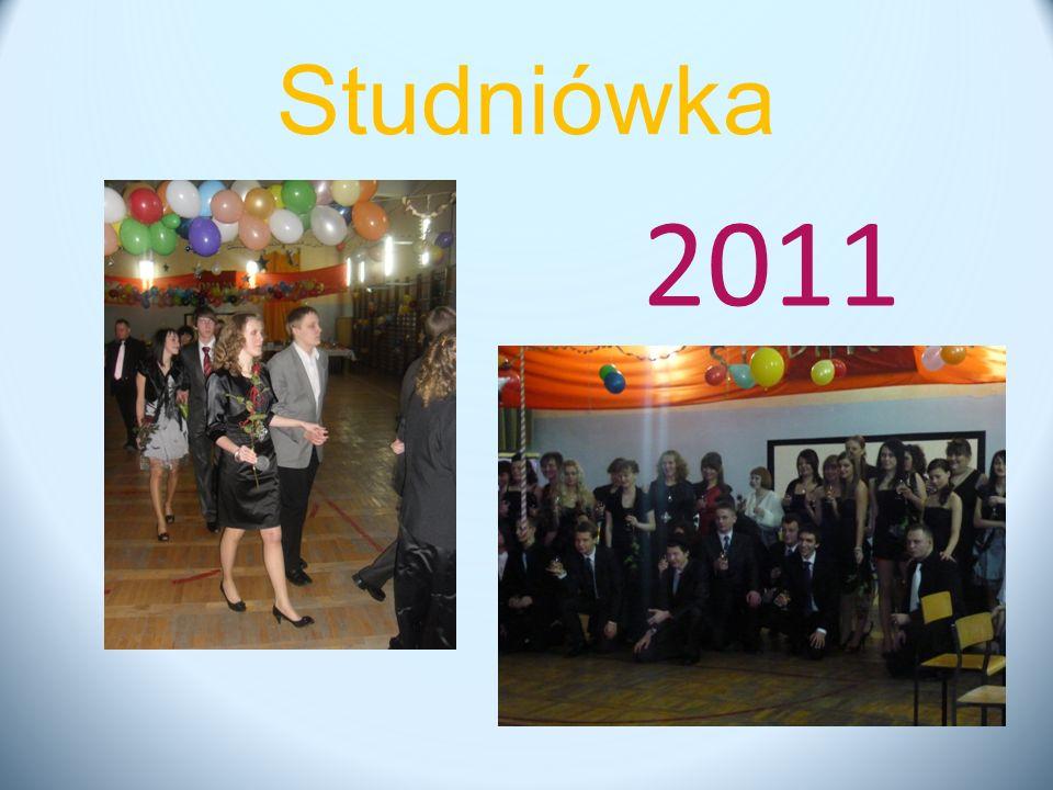 Studniówka 2011
