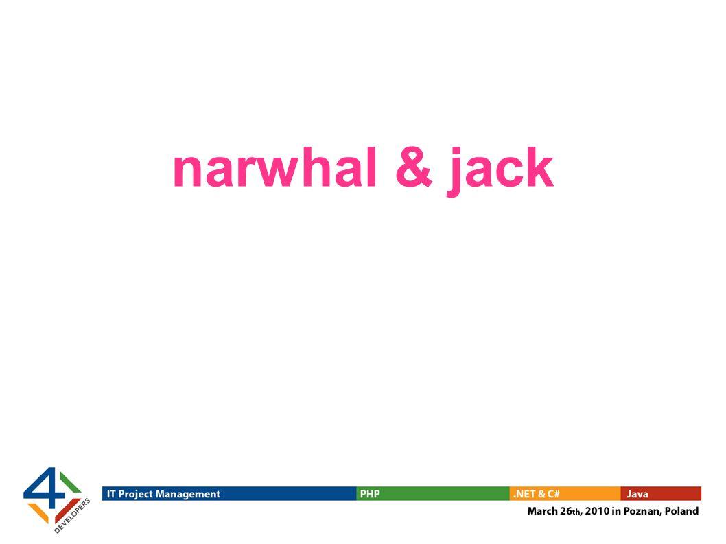 narwhal & jack
