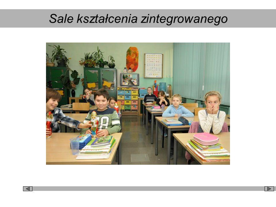 Sale kształcenia zintegrowanego