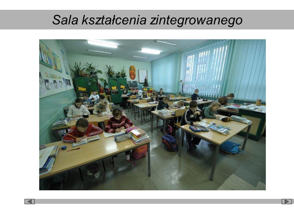 Sala kształcenia zintegrowanego