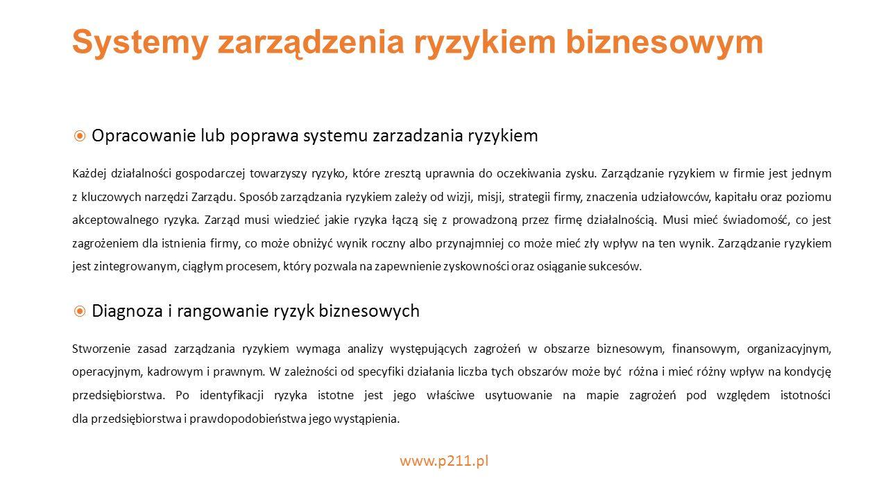 Grupa P211 Spółka z o.o.81-361 Gdynia ul.