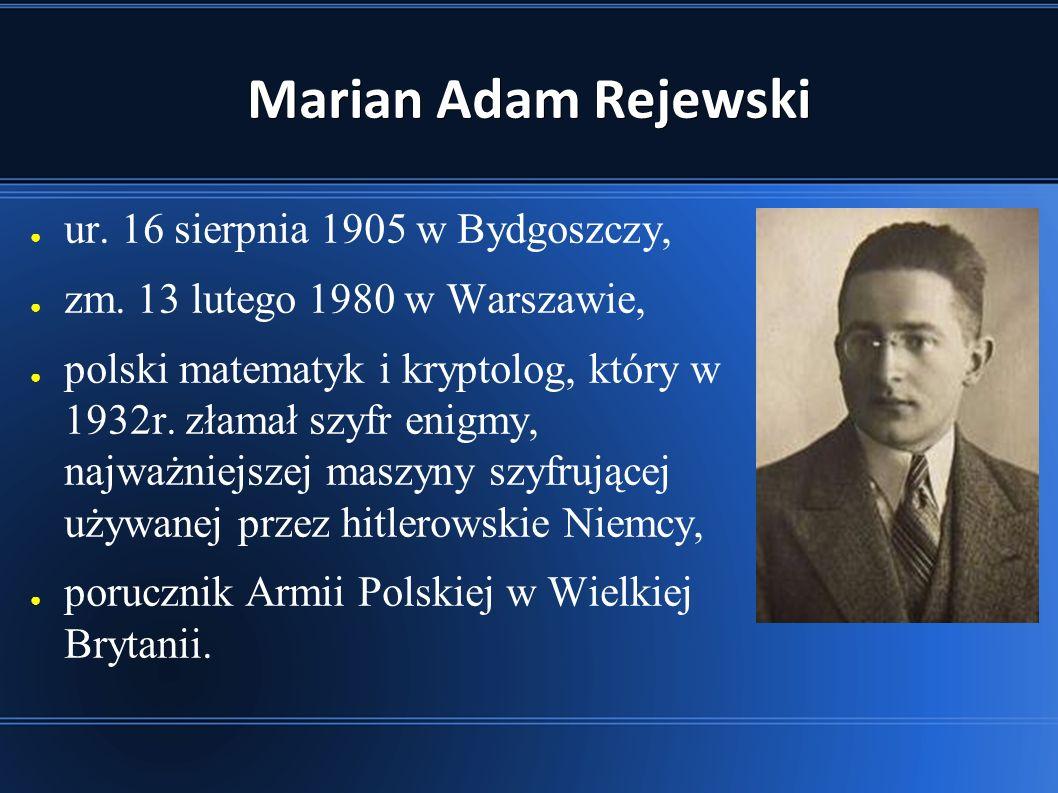 Jerzy Różycki ● w 1926 r.