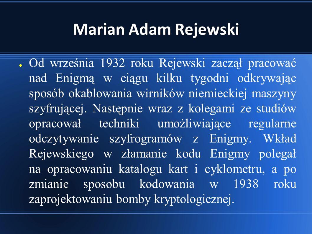Stanisław Marcin Ulam ● Ulam ma wielkie dokonania w zakresie matematyki i fizyki matematycznej w dziedzinach topologii, teorii mnogości, teorii miary, procesów gałązkowych.