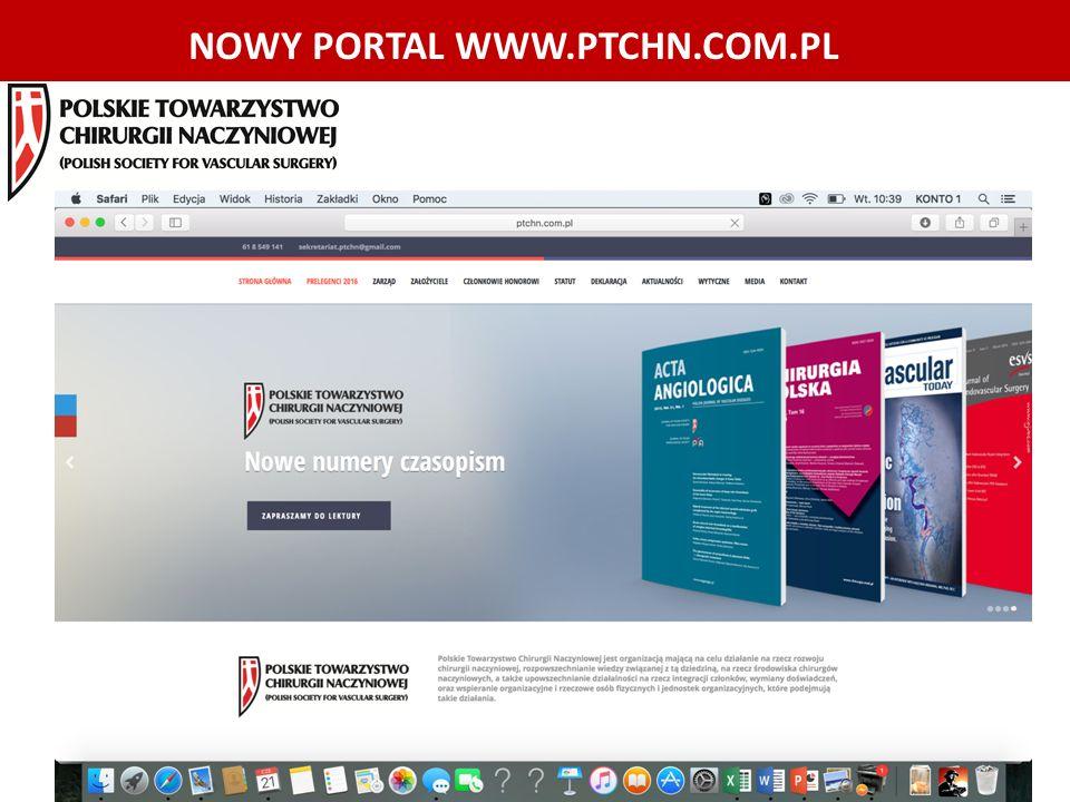 NOWY PORTAL WWW.PTCHN.COM.PL