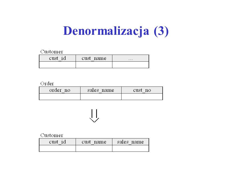 Denormalizacja (3)