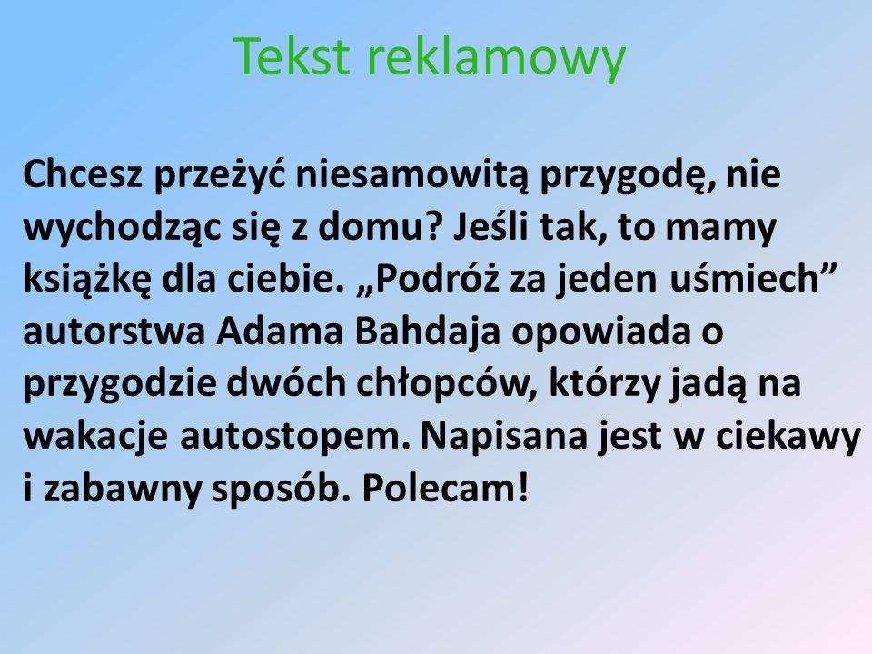 Prezentacja została wykonana przez: Kingę Bollmann i Oliwię Kamińską VIc 2015/2016 Szkoła Podstawowa nr.2 im.