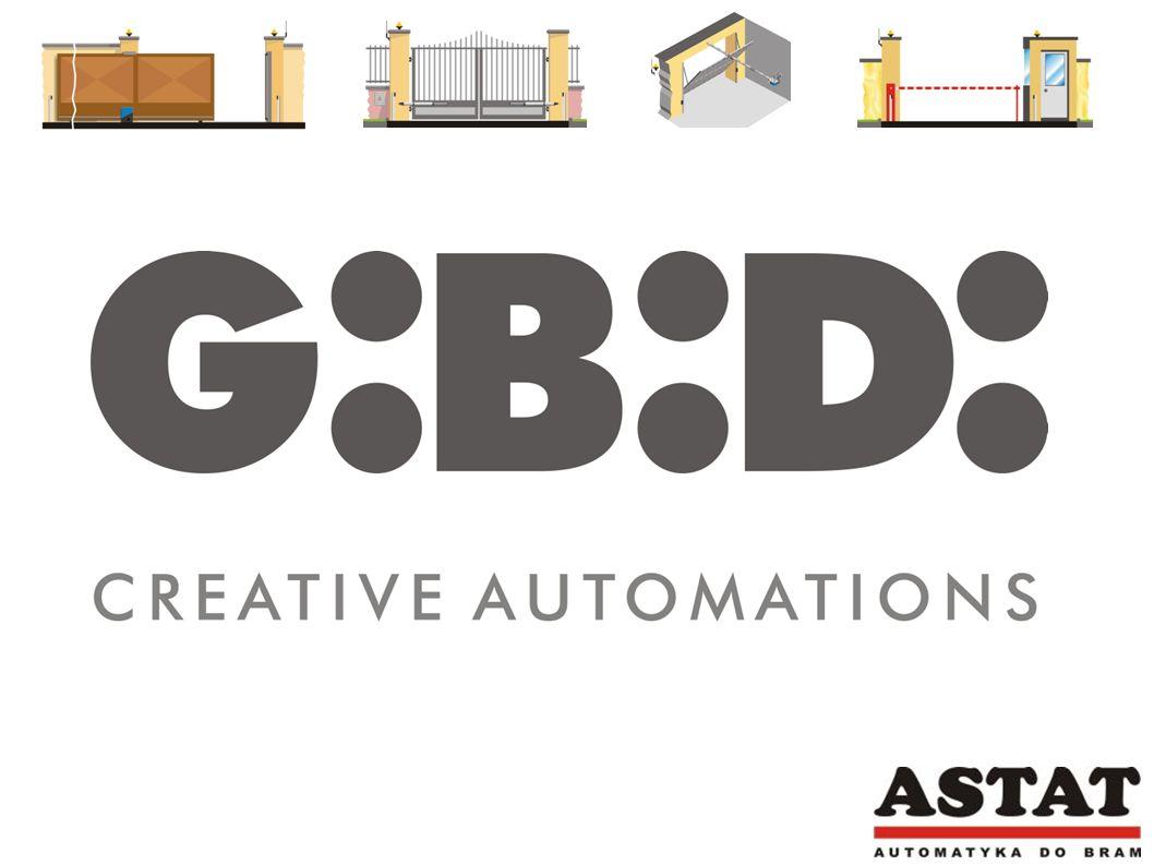 GI.BI.DI.: przegląd produktów Napędy do bram przesuwnychNapędy do bram skrzydłowych Napędy do bram garażowych segmentowych i uchylnych Szlabany drogowe 2/32