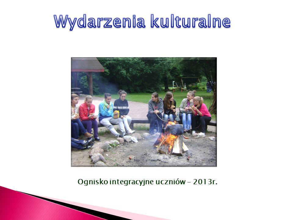 Ognisko integracyjne uczniów – 2013r.