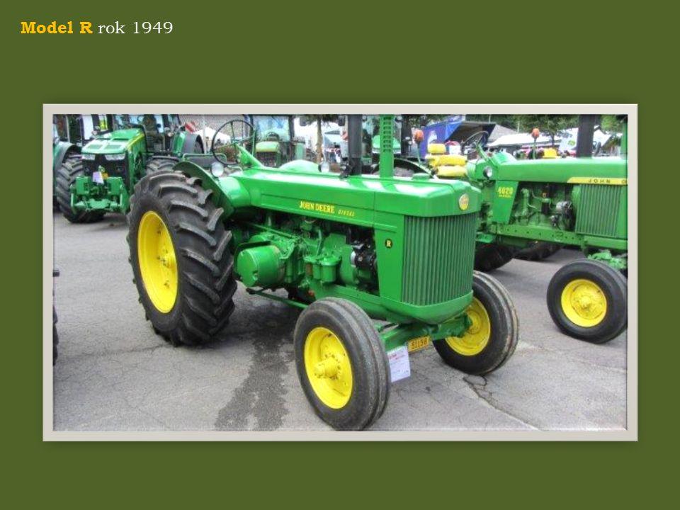 Model R rok 1949
