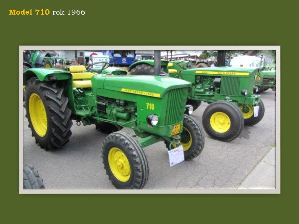 Model 710 rok 1966