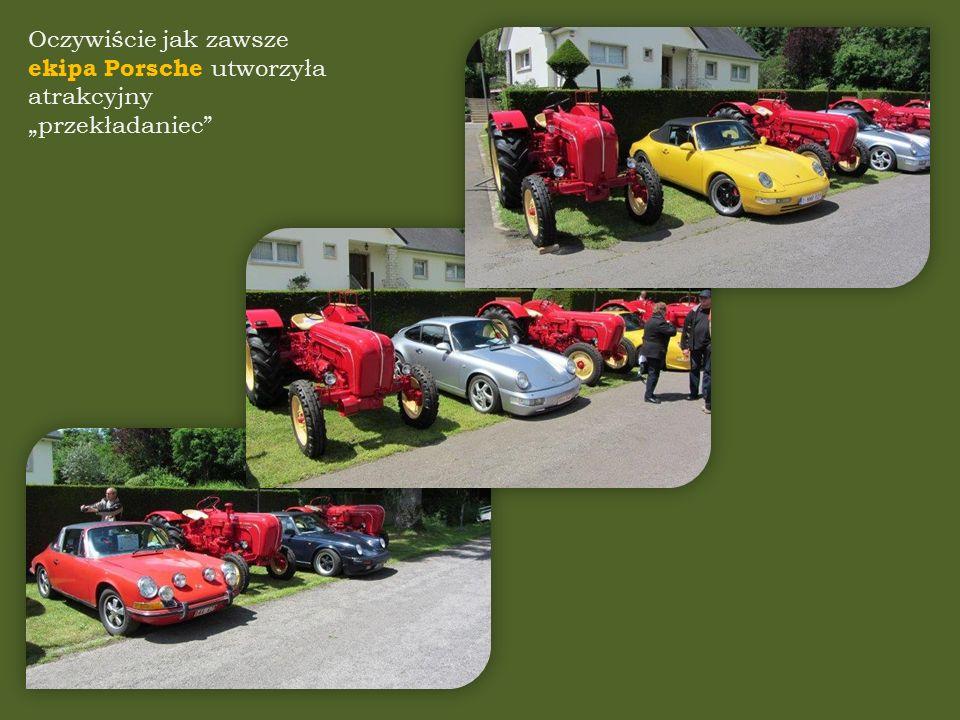 """Oczywiście jak zawsze ekipa Porsche utworzyła atrakcyjny """"przekładaniec"""