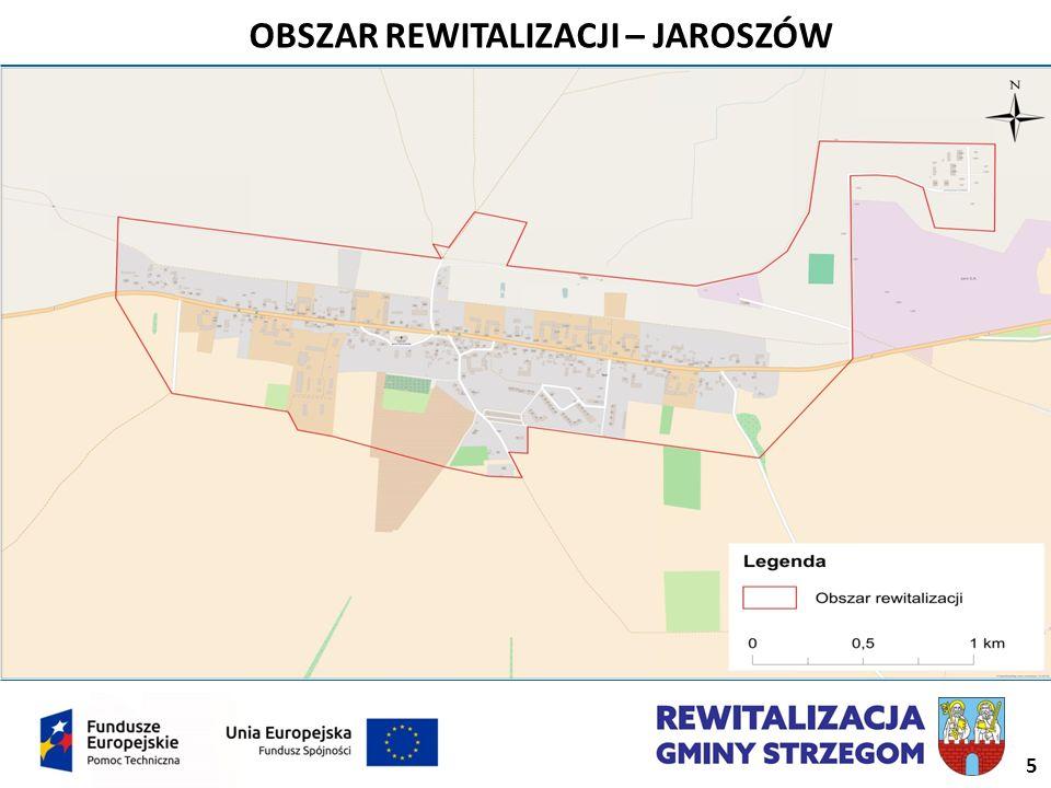 6 OBSZAR REWITALIZACJI – PRZESŁANKI DO DELIMITACJI 1.Obszar rewitalizacji zamieszkuje 7790 osób (28,9 % ludności gminy).