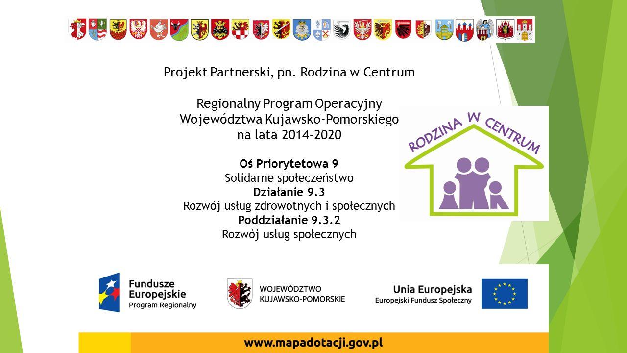 Projekt Partnerski, pn.