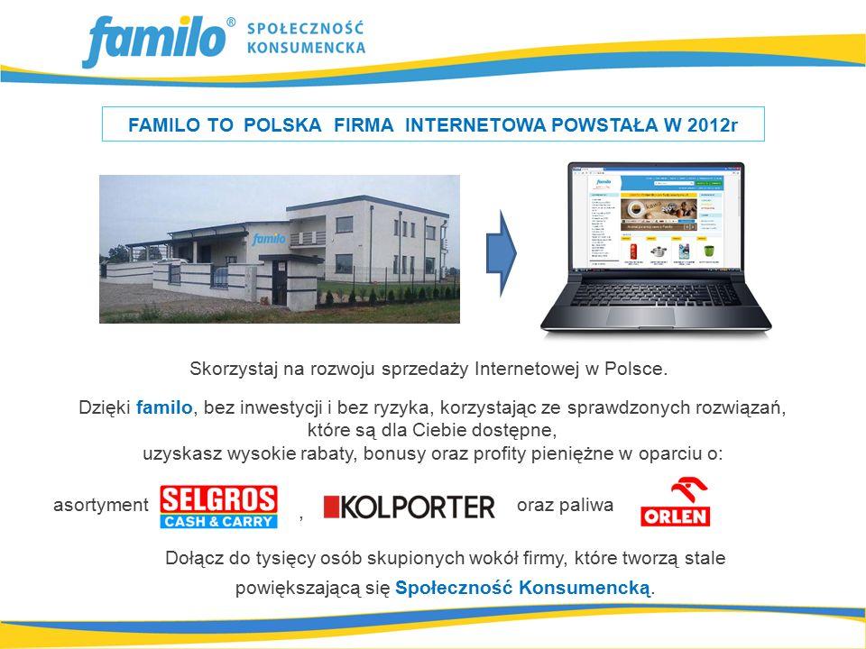 Dołącz do tysięcy osób skupionych wokół firmy, które tworzą stale powiększającą się Społeczność Konsumencką.