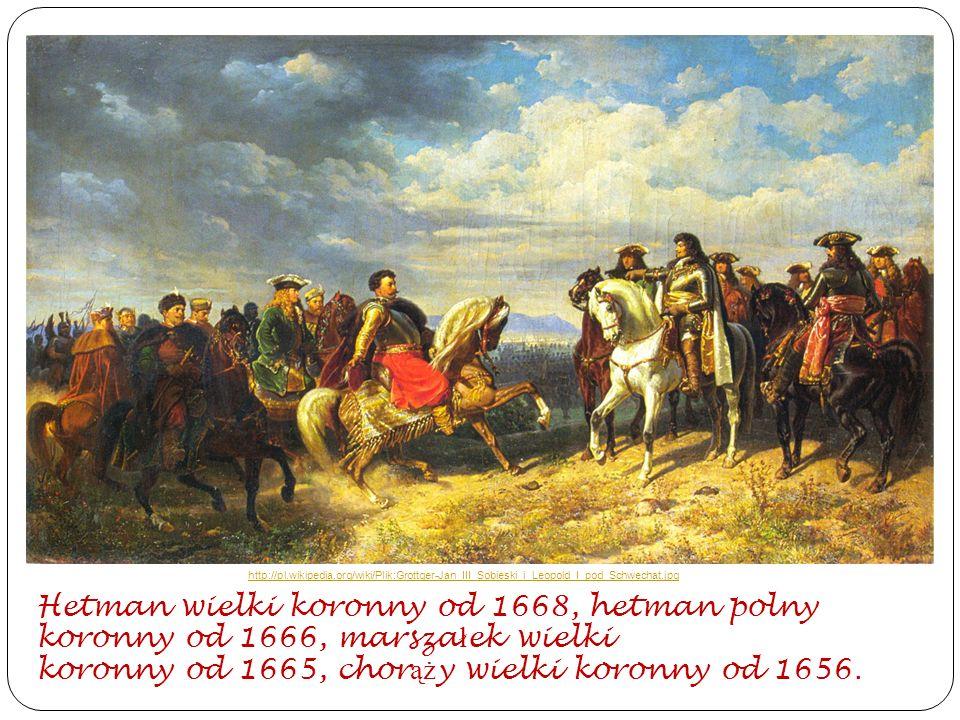 Pod dowództwem króla Jana III Sobieskiego została stoczona bitwa pod Wiedniem 12 września 1683 roku między wojskami polsko-austriacko- niemieckimi, a armią Imperium osmańskiego pod wodzą wezyra Kara Mustafy.