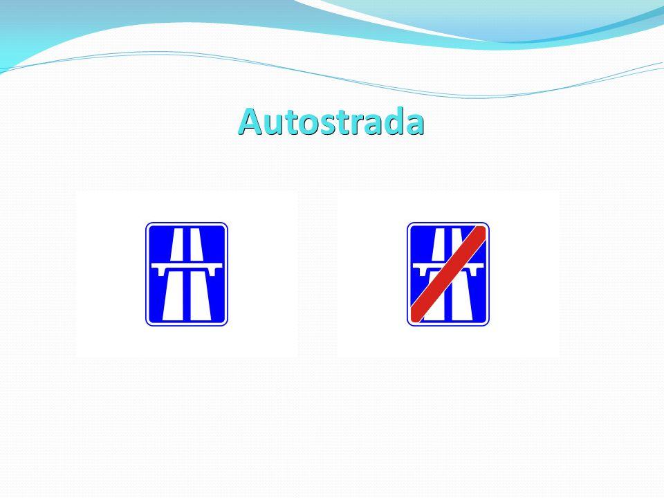 Autostrada Po autostradzie nie mogą się poruszać: ciągniki rolnicze pojazdy wolnobieżne rowery motorowery pojazdy zaprzęgowe zwierzęta piesi (pomijając prace porządkowe)