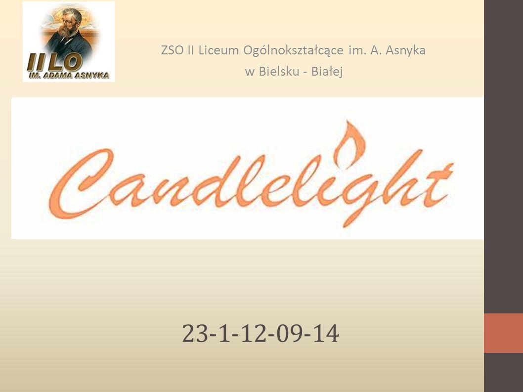 23-1-12-09-14 ZSO II Liceum Ogólnokształcące im. A. Asnyka w Bielsku - Białej