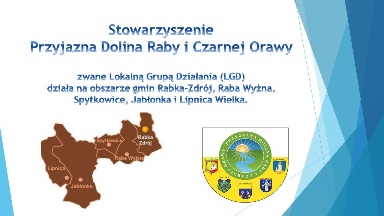 Środki przyznane na realizację LSR 7 200 000 zł