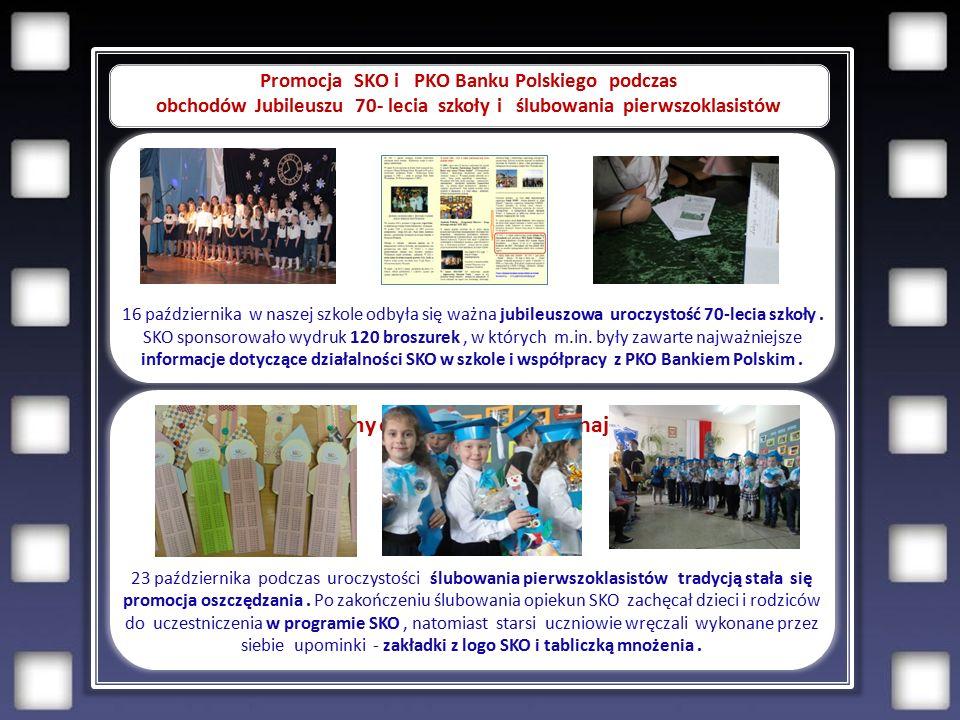 16 października w naszej szkole odbyła się ważna jubileuszowa uroczystość 70-lecia szkoły.
