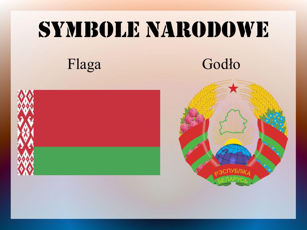 Symbole narodowe FlagaGodło