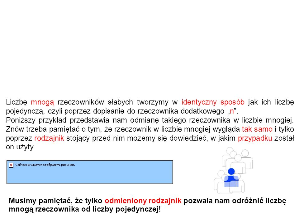 """N-Deklination - Informacje Wiemy już, że deklinacja słaba polega na dodaniu do rzeczownika końcówki """"n , jednak nie zawsze tak się dzieje."""