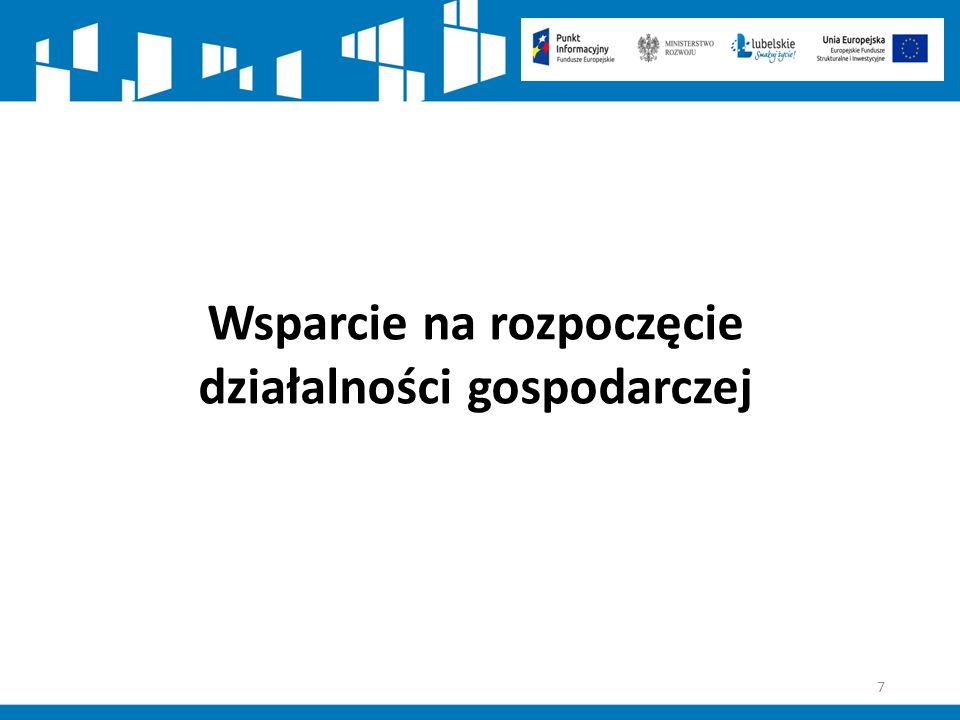 48 Zasady wsparcia: Kluczowe w ramach oceny projektów będzie kryterium efektywności kosztowej w powiązaniu z osiąganymi efektami ekologicznymi w stosunku do planowanych nakładów finansowych.