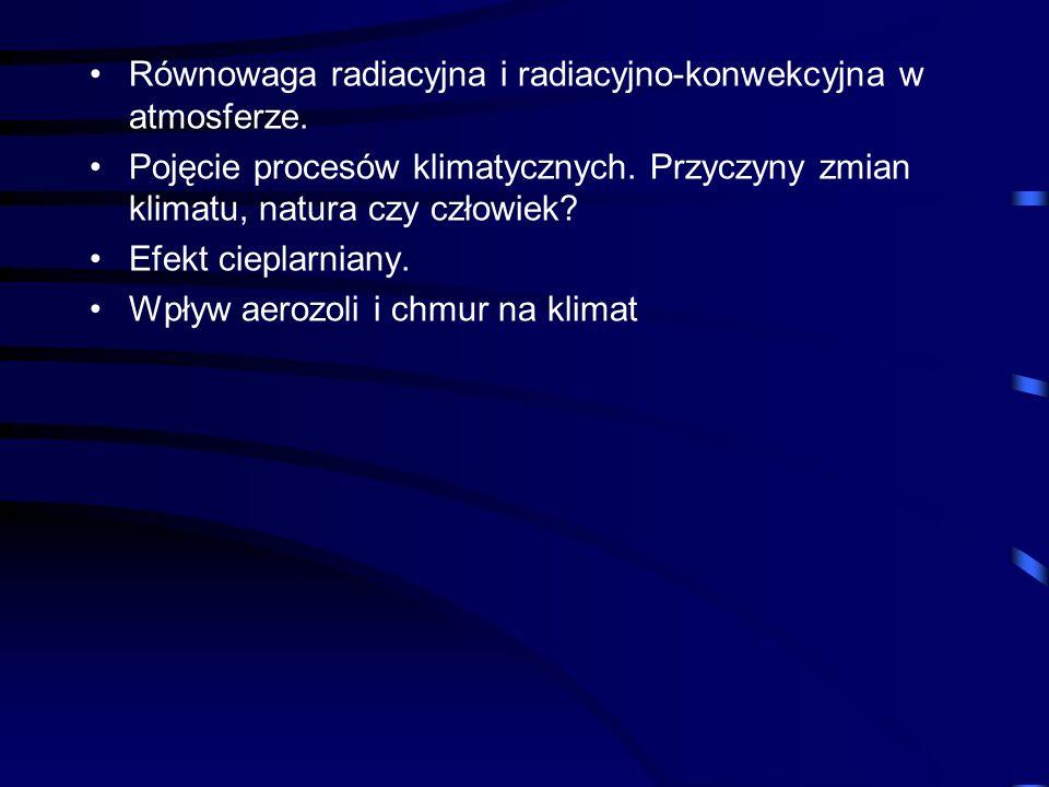 9/19/2016Krzysztof Markowicz kmark@igf.fuw.edu.pl Klimat, definicja fizyczna Klimat to pojecie statystyczne i bardziej złożone.