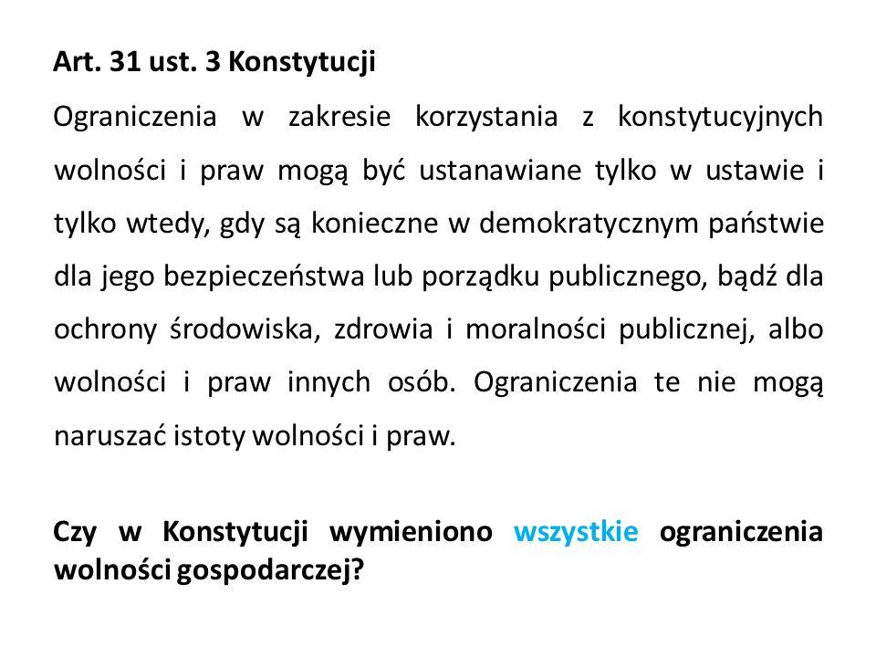 Art. 31 ust.