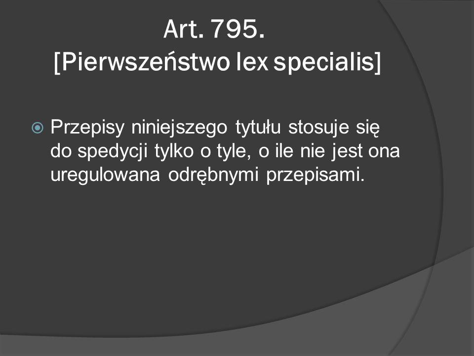 Art. 795.